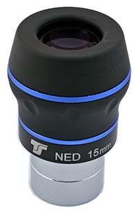 """Oculare planetario TS N-ED da 1.25"""" - 60° FOV - lunghezza focale 15mm"""