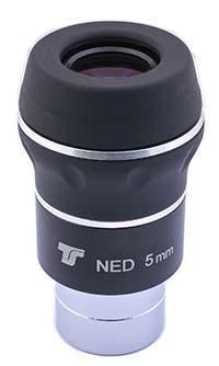 """Oculare planetario TS N-ED da 1.25"""" - 60° FOV - lunghezza focale 5mm"""