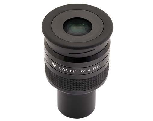 Oculare TS Optics UWA da 82° - 16mm di focale - ad alte prestazioni