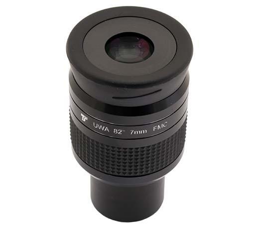 Oculare TS Optics UWA da 82° - 7mm di focale - ad alte prestazioni
