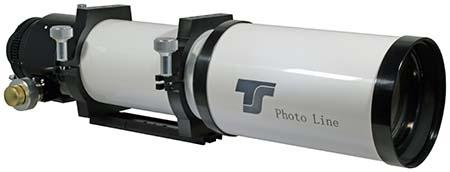 TS ED 110 Refraktor Teleskop Astrofotografie