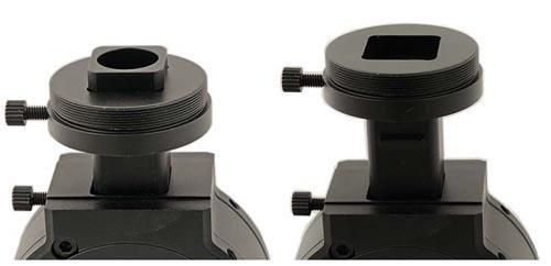 TS Optics sistema Flip Mirror e Guida Fuori Asse - short design