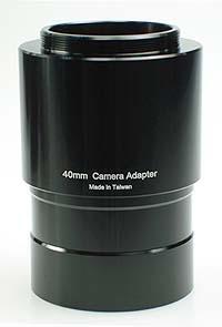 """Adattatore TS da 2"""" a T2 per astrofotografia - spessore di 40mm"""