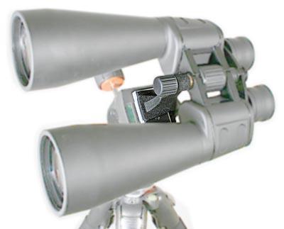 Großes teleskop fernrohr fernglas messing brüniert holz stativ