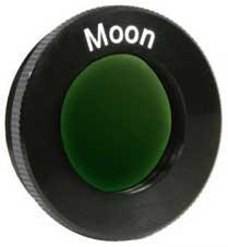 Filtro TS da 31,8mm per osservazioni della Luna
