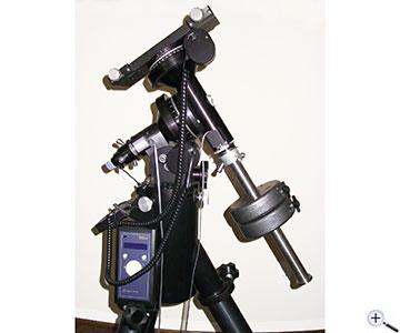Teleskop express argonavis astrocomputer und encoder für losmandy