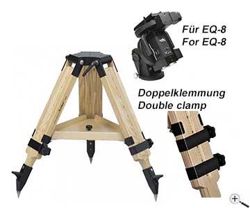 Teleskop express berlebach stativ planet kurze version mit