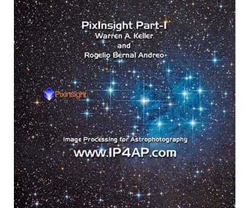 Teleskop-Express: Warren KellerŽs IP4AP-PixInsight Part 1