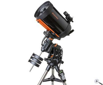 Teleskop express losmandy g goto montierung mit gemini