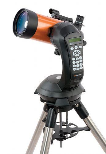 Telescopio Maksutov Nexstar 4SE con montatura altazimutale computerizzata GO-TO