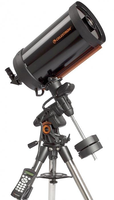 "Advanced VX9.25"" SCT - telescopio Schmidt Cassegrain da 235mm f/10 con montatura equatoriale computerizzata Advanced VX"