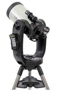 CPC-925HD - Schmidt-Cassegrain Edge HD da 235mm f/10 con robustissima montatura a forcella altazimutale computerizzata e con GPS incorporato