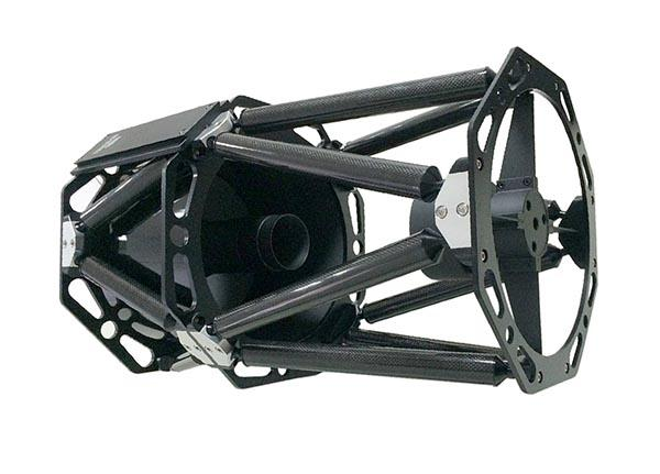 """Astrografo Ritchey-Chretien GSO da 10"""" f/8 - truss carbon tube design"""