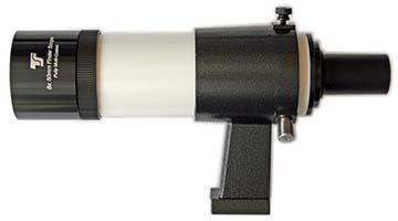 Cercatore TS Optics 8x50 - con supporto - bianco - visione dritta