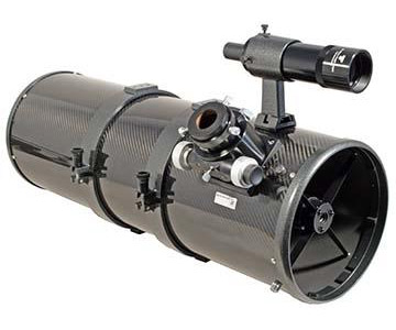 Ts optics telescope newtonian f with cooling fan