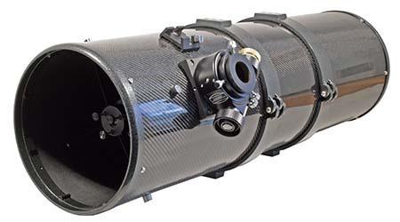 """TS 8"""" f/4 Newton UNC, tubo in fibra di carbonio e posizione di fuoco ottimizzata"""