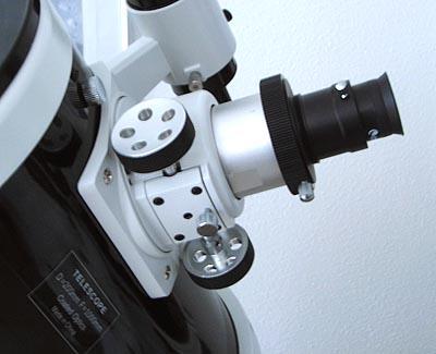 "Adattatore TS da M54 a 2"" - a basso profilo per newton Skywatcher"