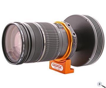 Teleskop express: geoptik ccd kamera adapter mit t2 anschluss für