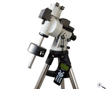 Teleskop express ioptron ieq pro parallaktische goto montierung