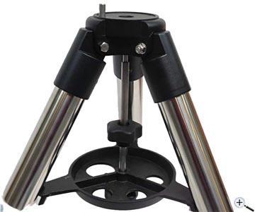 Teleskop express zeq cem edelstahlstativ zoll beindurchmesser
