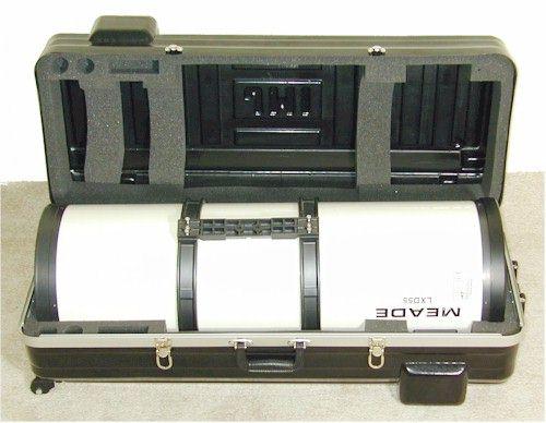 Teleskop express skywatcher aluminiumkoffer für skymax und