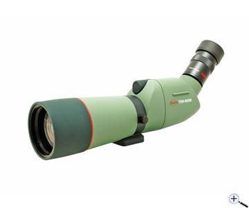 Teleskop express: kowa spektiv mit 66 mm Öffnung 45° einblick