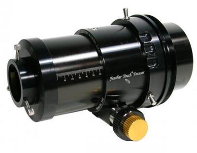 """Tripletto Super APO FPL-53 TS Optics 150/1000mm f/6.6 con focheggiatore Feather Touch da 3.5"""""""