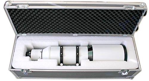 """Tripletto APO FPL-53 TS Optics 150/1000mm f/6.67 con focheggiatore Linear Power da 3"""""""