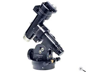 Teleskop express losmandy gm s parallaktische montierung mit