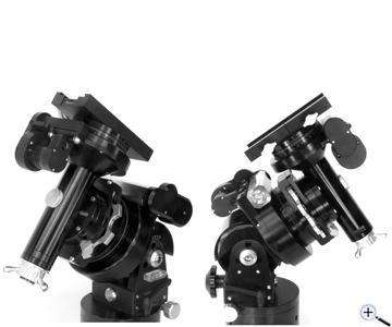 Teleskop express losmandy montierung g gt mit gemini steuerung