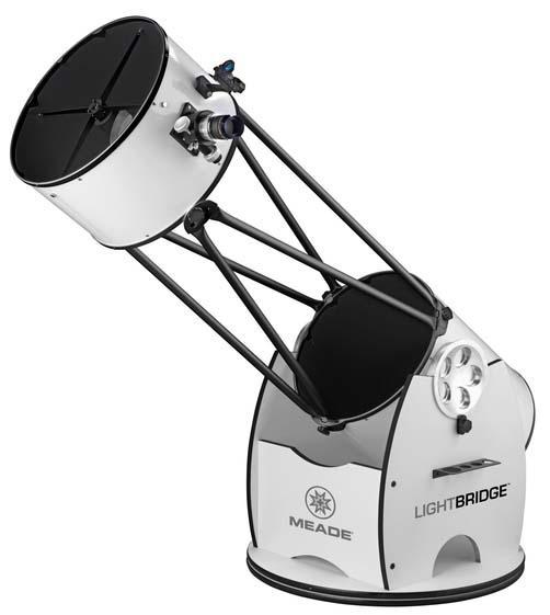 Teleskop Express Meade 16 Inch F 4 5 Lightbridge Truss