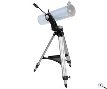 Teleskop express skywatcher az azimutale montierung mit