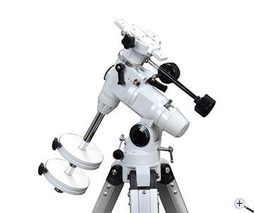 Teleskop express skywatcher parallaktische montierung eq mit
