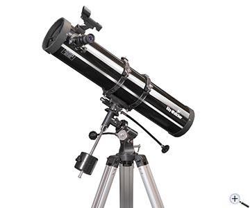Teleskop express: skywatcher explorer 130 auf eq2 130 900 mm