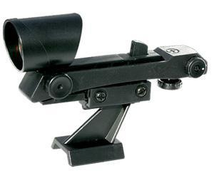 Cercatore Red Dot Skywatcher con supporto in plastica e innesto a slitta Vixen