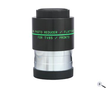 TeleVue 0 8x Flattener/Reducer TRF-2008 up to 600 mm focal length