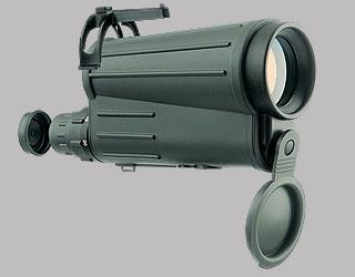 Teleskop express: zoom spektiv 20 50x50 besonders kompakt