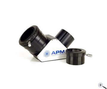 APM 2 Zoll Zenitprisma mit Schnellverschluss und Ultrabreitband-Vergütung