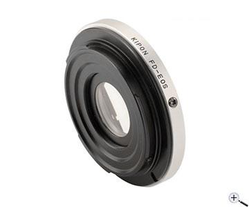 Teleskop-Express: B I G  Adapter for Canon FD lenses to EOS bodies