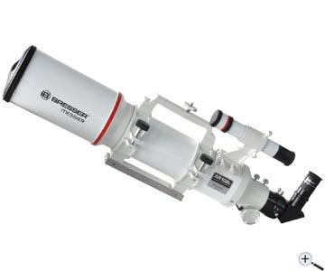 Teleskop express: bresser 4802600 102 mm refraktor f=600 mm ota