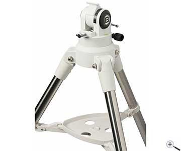 Teleskop express bresser stativ mit polwiege für foto montierung