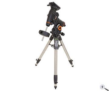 Teleskop express celestron cgem goto montierung für teleskope bis