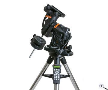 Teleskop express celestron cgx parallaktische goto montierung