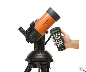 Teleskop express: celestron nexstar 4se 102 1325 mm goto maksutov