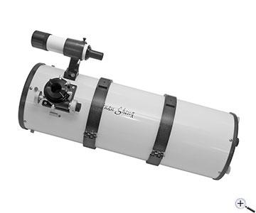 Konstruktion und bau von teskopen und optiken für spiegelteleskope