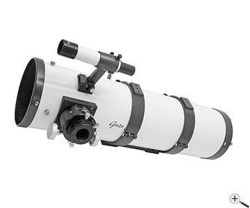 Newtonian reflector telescope astronomical star finder tripod