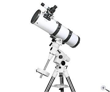 teleskop express gso 150 750 mm newton teleskop auf. Black Bedroom Furniture Sets. Home Design Ideas