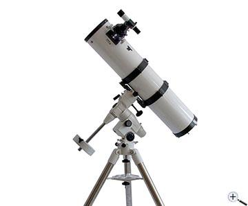 Teleskop express: gso 150mm f6 newtonian telescope on skywatche eq5
