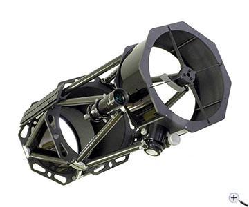 Teleskop express skywatcher newton explorer ps auf azimutaler