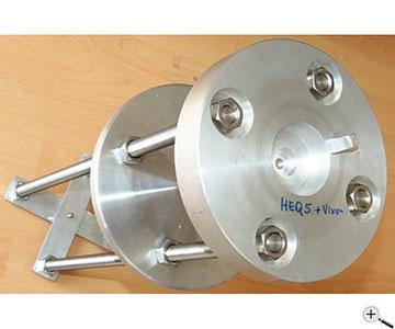 Teleskop express lacerta betonsäulenadapter für skywatcher